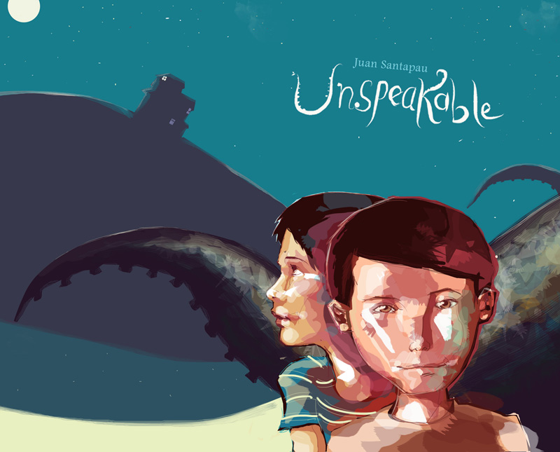 Unspeakable on Sellfy